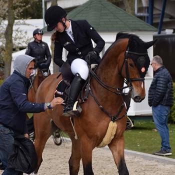 CSI Aachen 2016 - Daniela Theelen, Mario Piasecki Sporthorses