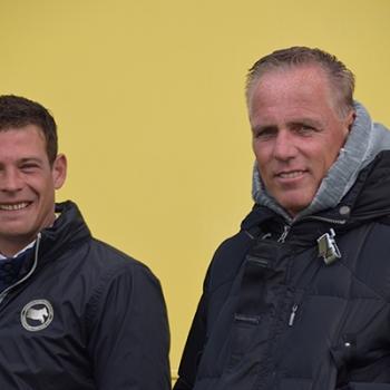 CSI Aachen 2016 - Rene Tebbel & Ferenc Szentirmai