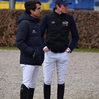 CSI Aachen 2016 - Marlon Módolo Zanotelli & Pieter Clemens