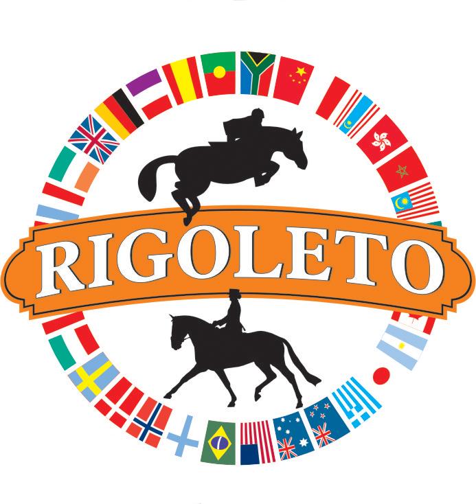 RIGOLETO EQUESTRIAN TEAM (sem texto)